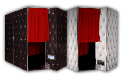 Photo Booth Hire Brisbane Large Enclosed
